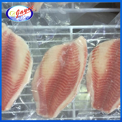 natural flavor tasty high quality no chemical iqf ivp tilapia fillet