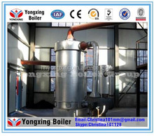 vertical type coal fired hot air generator with high temperature clean air for dryer machine