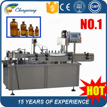 High quality full automatic liquid filling and sealing machine,automatic liquid filler