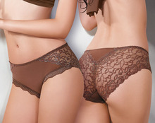 High Quality Pants Bamboo Fibre Briefs Full Lace Female Underwear Modal Women Panties