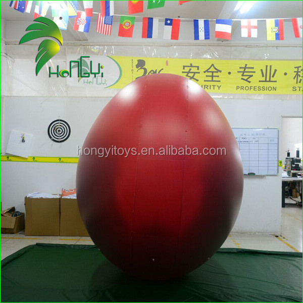 inflatable red heart model (7)