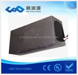 bms protection customized 48v 12Ah electric motorcycle battery