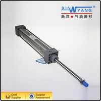 CE and ISO9001 Standard pneumatic door cylinder