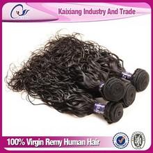 Natural color virgin brazilian human wholesale Hair Extensions Distributors