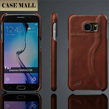 For Samsung Galaxy S6 Luxury genuine Leather Case,Mobile Phone genuine Leather Case For Samsung Galaxy S6