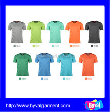Dri fit shirts wholesale blank t shirts for men custom cheap promotional t shirts manufacturers