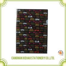 Multiple Colors Cheap custom A4 business felt file folder
