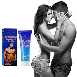 Aichun Men Delay Long lasting Erection Gel Extend Sex Time Delay Cream With Herbal Extracts developpe dick penis sex cream