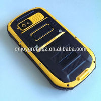 4.3inch ip67 s09 phone led tube call function rugged phone ip67 water/dust/shock proof