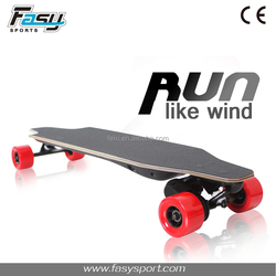 Fasy 2015 New Design electric skateboard 1200w Professional Leading Manufacturer