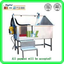 Stainless steel luxury dog bathtub, pet bathtub MSLVB01