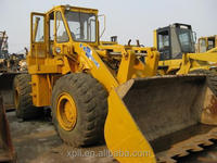 Used Wheel Loader Kawasaki ,Japan 85Z Used Loader