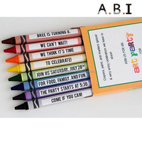 Jax Solid Oil Paint Crayons