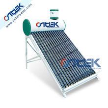 solar water heater,non pressure solar water heater,solar water heater with 58*1800mm vacuum tube.low pressure solar water heater