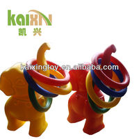 2015 Children Funny Colorful Animal Circle Toy