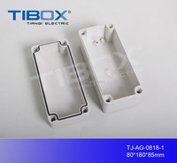 TIBOX hot sale high quality high quality waterproof pvc acetate box 80*180*85