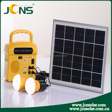 Portable Solar Power Systerm Kits/camping kits home use solar system
