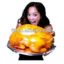 inflatable turkey/inflatable turkey for advertising/inflatable pvc turkey for thanksgiving day