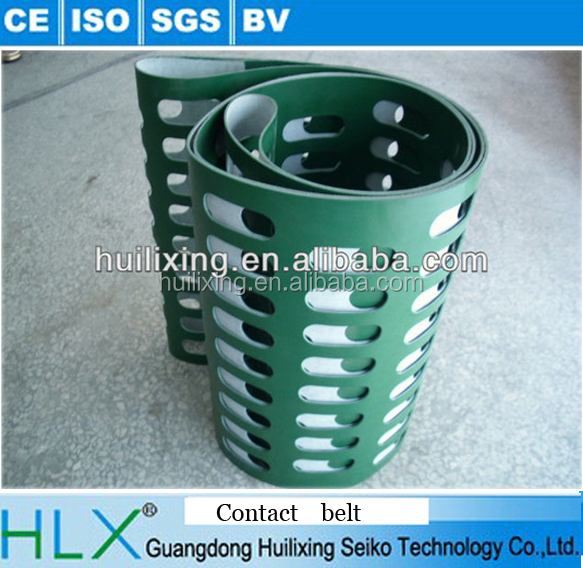 Manufacturer pvc belt conveyor belting.conveyor belt for cosmetic .modular plastic skirt sidewall,rough,cleat,roller