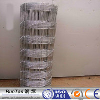 electric galvanized cattle rail fence