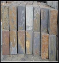 Black Slate Stone Cheap Flooring Tiles, Slate Tiles