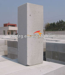 Sophisticated flyash AAC block plant annual capacity 50000 M3
