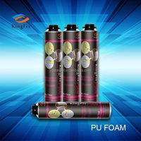 fire safety fire proof polyurethane foam insulation spray