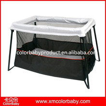 Factory Price Folded Baby Playpen Baby Crib Travel Cot BP25A