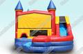 castelo inflável bouncer slide para crianças
