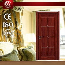 solid interior internal wooden door natural wood veneer door skin