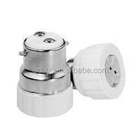 B22 to G4 G5.3 MR16 lamp base socket holder convert screw lamp holder converter adapter connector