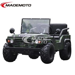 new style, hot sale,mini jeep willys manual atv 110cc, telee rover