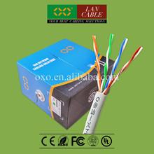 Saudi Arabia Hot Sales RJ45 Connect Cable 24AWG CCA 4 PR Cat5e UTP