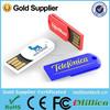 bulk 4gb usb flash drives clip 8gb paper clip usb pen drive accept paypal