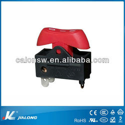 RS-120 springboard button switch 3 position