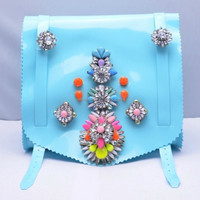 2014 All World Famous Shaped Fashion lady hand bags bags SB002M1