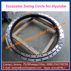 high quality slewing bearing for excavator for hyundai R210LC-7 factory price