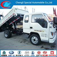 Speical Vehicle 4X2 FOTON mini tipper Foton 6 wheels truck 4ton FOTON used mini truck 4X4