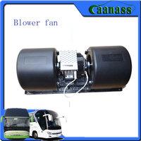 ZK61418 ZK6120 Ankai Yutong auto spare parts 24V DC fan bus Evaporator Blower