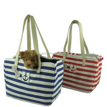 FREE SHIPPING Anchor sailing pet carrier, 2 colours available