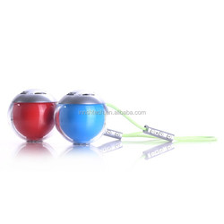 Hands free and Voice instruments support TF card 3D stereo bluetooth speaker made in China factory