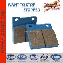Dirt bike/motorcycle Brake pads without asbestos,High performance Parts Disc Motorcycle Brake Pads for SUZUKI- GSF 250/ GSX 250