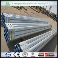 Small diameter schedule 40 hot dip galvanized steel pipe for green house