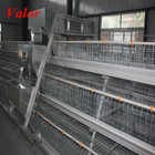 Quênia gaiolas de frango farm hot venda camada gaiolas de aves