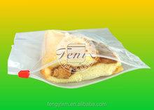 Xiamen plastic zipper bag for food
