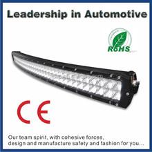 NSSC factory 300w 4x4 curve led light bar 50 inch ip68 waterproof
