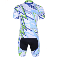 2015 breathable men white cycling wear pro team custom cycling Jersey