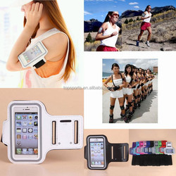 China high quality waterproof Smart phone sport arm bag .running arm bag for cell phone