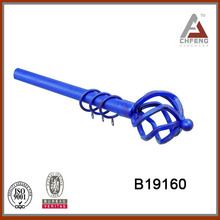Top sell Iron Twisted Curtain Rod