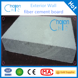 lightweight waterproof fiber cement board decorative outdoor wall panel